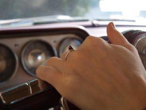 bullet cabochon ring