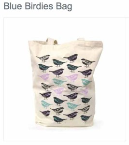 bluebirdiesbag