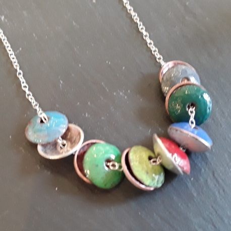 Necklace abacus