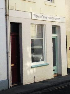 Weem Gallery, Pittenweem