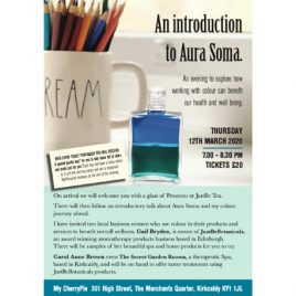 An introduction to Aura Soma