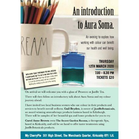 Aura Soma event