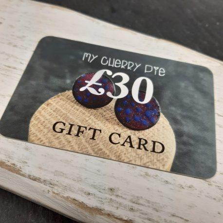 £30 gift voucher for My Cherry Pie