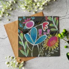 Midnight Garden card