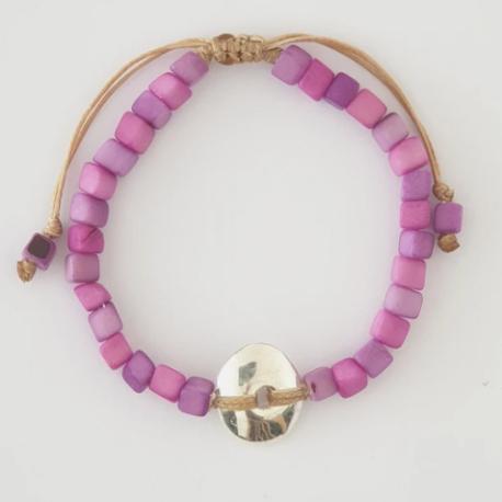 Leticia mini purple