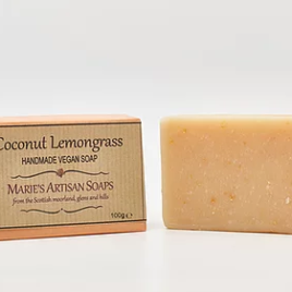 Coconut & Lemongrass soap