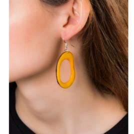 Loop earrings large